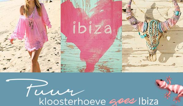 Zaterdag 29 augustus Harmelen goes Ibiza