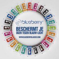 Blueberry©, de oplossing tegen de schadelijke gevolgen van blauw licht