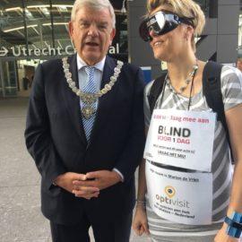 Terugblik Blindvoor1dag actie 21 juni 2017