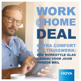 ACTIE: Work@Home Deal & Duo Deal SUN